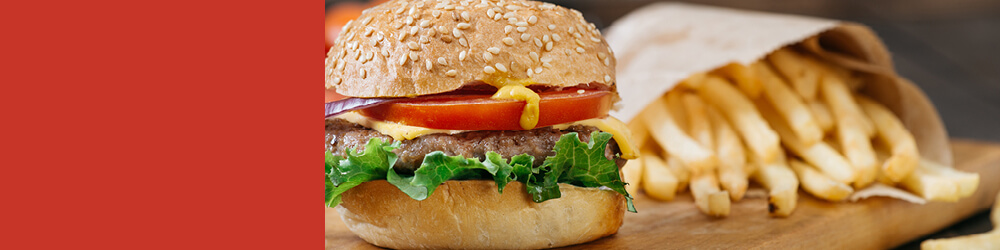 Fast Food Alert Health Powered Kids